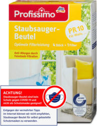 Profissimo Staubsauger-Beutel PR 10
