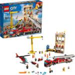 MediaMarkt LEGO 60216 Feuerwehr in der Stadt Bausatz, Mehrfarbig