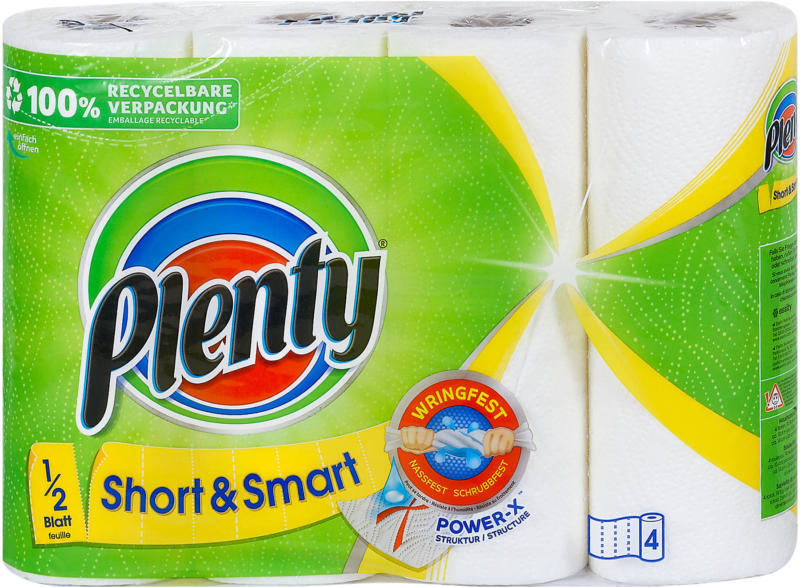 Plenty Küchenrolle Short & Smart