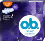 o.b. Flexia Tag + Nacht Tampons Super