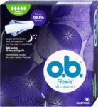 dm o.b. Flexia Tag + Nacht Tampons Super+ Comfort