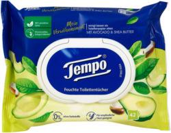 Tempo Feuchte Toilettentücher Avocado & Shea Butter