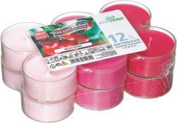 Bougies chauffe-plat parfumées JUMBO 12E