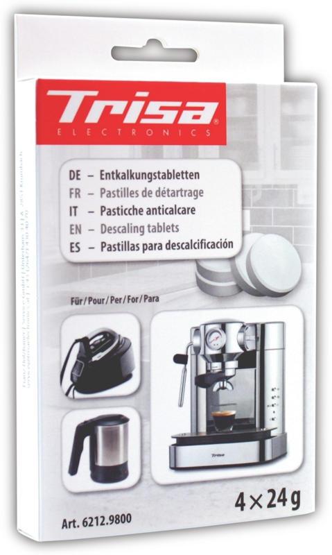 Pastiglie anti-calcare TRISA