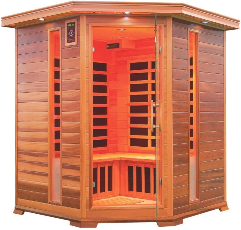 Sauna a infrarossi SONNENKÖNIG ALABAMA S