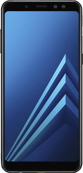 SAMSUNG Galaxy A8 Enterprise Edition Smartphone, Black