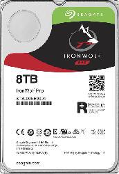 SEAGATE IronWolf, 8 TB HDD, 3.5 Zoll, intern