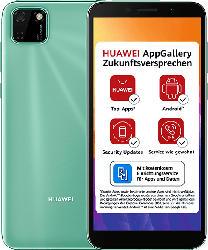HUAWEI Y5P 32 GB Mint Green Dual SIM