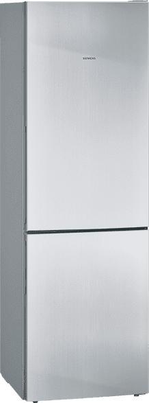 SIEMENS KG36VVLEA  Kühlgefrierkombination (A++, 226 kWh/Jahr, 1860 mm hoch, Edelstahl-Look)