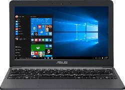ASUS VivoBook E12 E203NA-FD084TS, Notebook mit 11.6 Zoll Display, Celeron® Prozessor, 4 GB RAM, 64 GB eMMC, Intel® HD Grafik 500, Star Grey