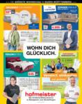 Hofmeister Wohn dich glücklich - bis 22.09.2020