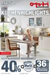 Opti-Wohnwelt Küchenhighlights - bis 02.10.2020