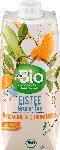 dm-drogerie markt dmBio Eistee, grüner Tee mit Mandarine & Zitronengras
