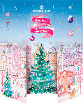 dm-drogerie markt essence cosmetics Adventskalender 2020 Ho Ho Home for x-mas