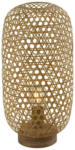 Möbelix LED-Tischleuchte Mirena D: 22 cm Naturfarben