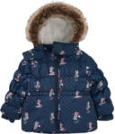 Ernsting's family Minnie Maus Winterjacke mit Fellimitat