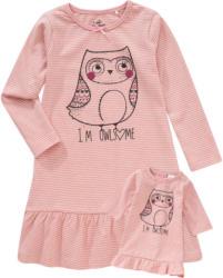 Mädchen Nachthemd mit Puppen-Shirt
