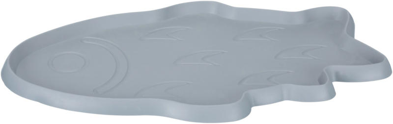 Trixie Napfunterlage 35x22cm grau
