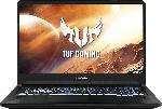 MediaMarkt ASUS TUF Gaming FX705DT-H7113T, Gaming Notebook mit 17.3 Zoll Display, Ryzen™ 7 Prozessor, 16 GB RAM, 512 GB SSD, GeForce GTX 1650, Stealth Black