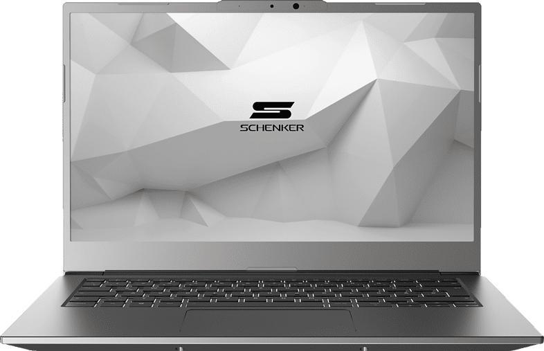 SCHENKER VIA 14 - E20zgg, Notebook mit 14 Zoll Display, Core™ i7 Prozessor, 16 GB RAM, 1 TB mSSD, Intel UHD Grafik, Grau