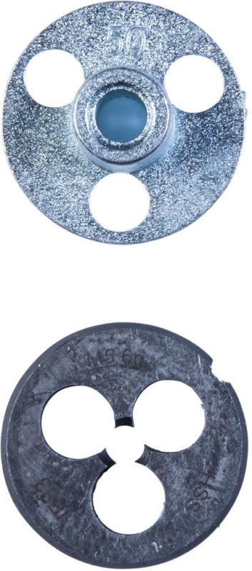 """Schneideisen """"HSS"""", M5, 25x9mm M5, Steigung 0,8 mm"""