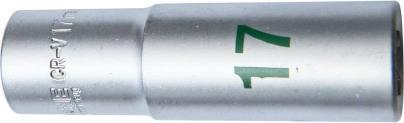 Steckschlüssel, 1/2 Zoll, 17mm