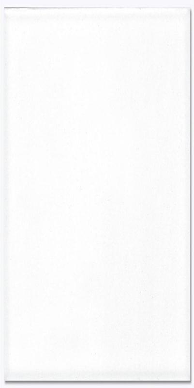 "Wandfliese ""Bianca"", weiß glänzend 30 cm"