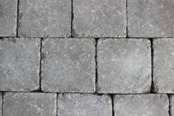 "Pflastersteine ""Antik"", grau, 14x14x7 cm"