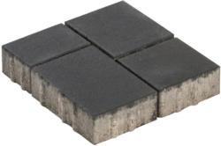 """Pflastersteine """"Village"""", PE2, Basalt, 6cm"""