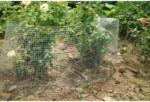 HELLWEG Baumarkt Schweißgitter verzinkt, Höhe 500 mm, Länge 5 Meter, Masche 12,7x12,7 50 cm | 12,7x12,7 mm