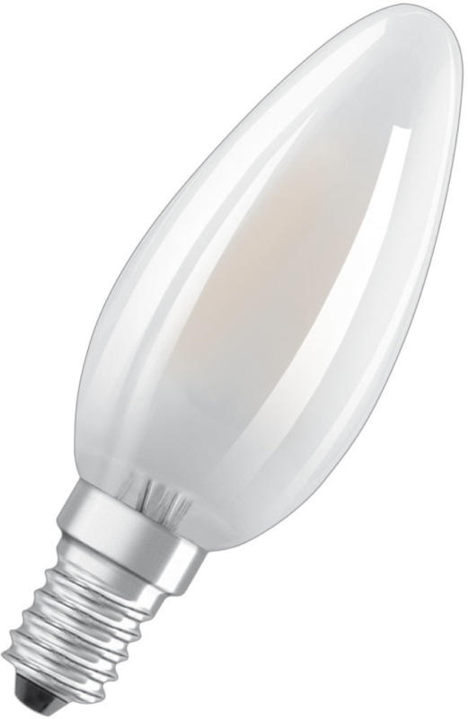 "LED-Leuchtmittel ""Star Classic B"", 2700K, 250lm, matt Matt  | 2700 k | 250 lm"