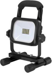 LED Akku-Strahler, 10W, 800lm, schwarz