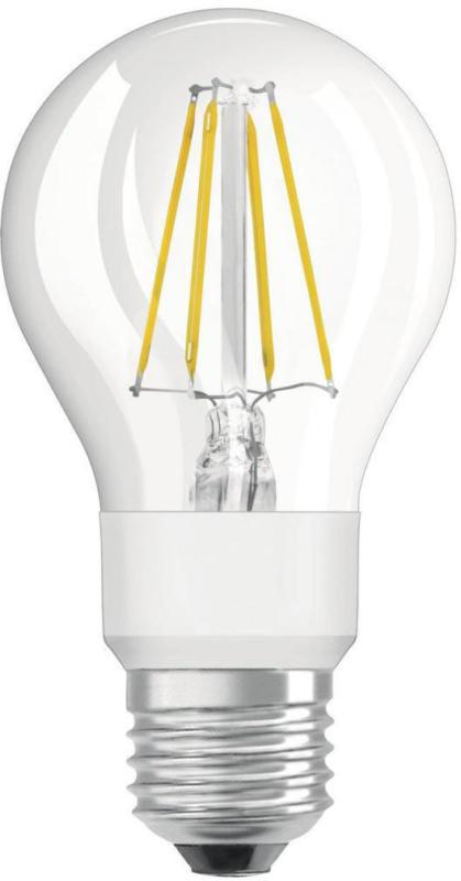 LED-Glühlampe, E27, 4,5 W, Glowdim