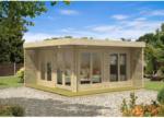 HELLWEG Baumarkt Gartenhaus Olsen A 70mm