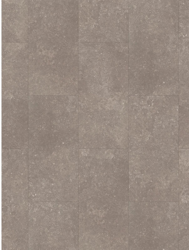"""Vinylboden """"Modular ONE"""", Granit, perlgrau, Steinstruktur, Minifase, 853x400x8 mm"""