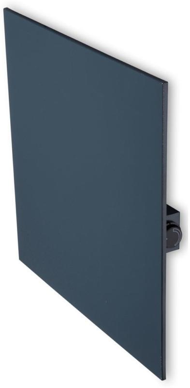 Infrarot Metallheizkörper, 580W, 60x80 cm, anthrazit 60x80 cm