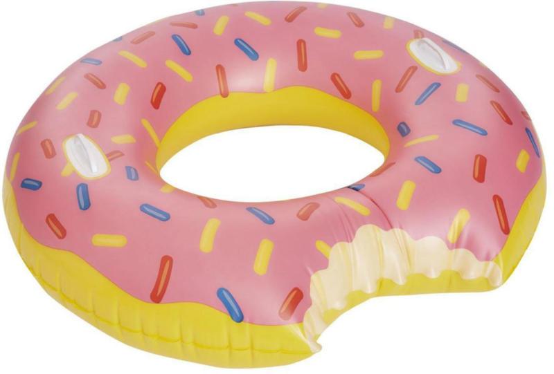 """Schwimmring """"Donut XXL"""", mit Handgriffen"""