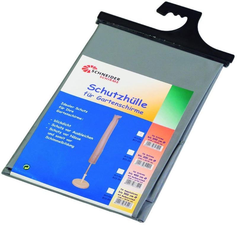 Schutzhülle für Sonnenschirme mit Ø 400 cm 400 cm