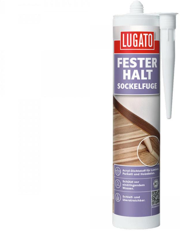 """Sockelfuge """"Fester Halt Ahorn"""", 310 ml Ahorn"""