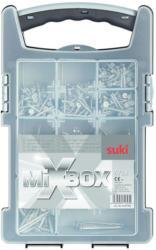 """Mixbox """"Schrauben für Außen"""" silber"""