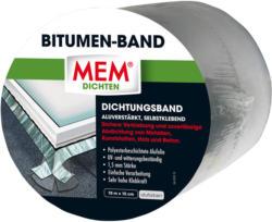 Bitumen-Dichtband, 1000 cm x 15 cm, selbstklebend, alukaschiert              15 cm