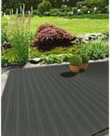 BayWa Bau- & Gartenmärkte Terrassendiele WPC, anthrazit 2,4x14,5x200 cm schwarz