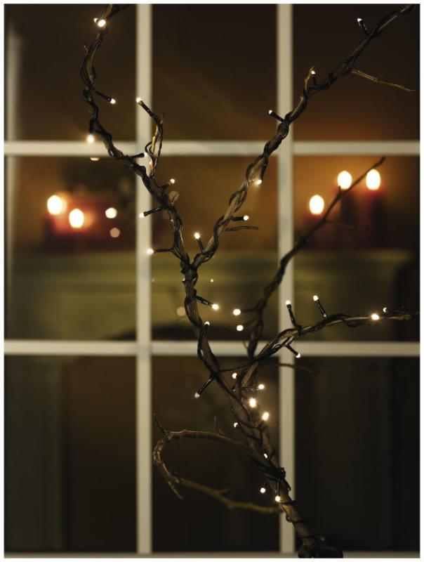 LED-Außenlichterkette, 40 LEDs