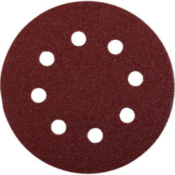 Kletthaftscheiben, gelocht, 125 mm, K240, SB 125 mm   240
