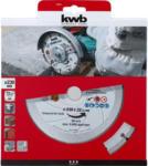 """BayWa Bau- & Gartenmärkte Diamant-Trennscheibe """"Silver-Line"""", 230 mm"""