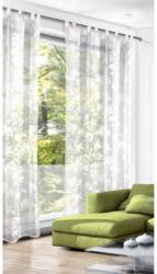 Schlaufenschaal weiß 245x135 cm