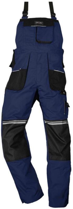 """Berufslatzhose """"Barry Fort Work"""", blau, Gr.56 blau   56"""