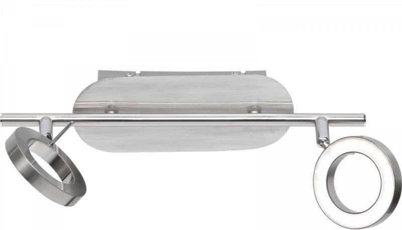 """LED Balkenspot """"MONZA"""" 2flg. 5 Watt, 34 cm"""