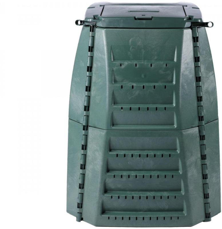 """Komposter """"Thermo-Star"""", 400L, grün 400 L"""