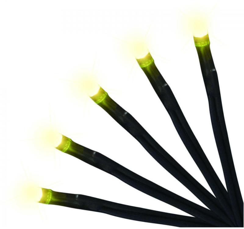 Lichterkette, 100 warmweiße LEDs